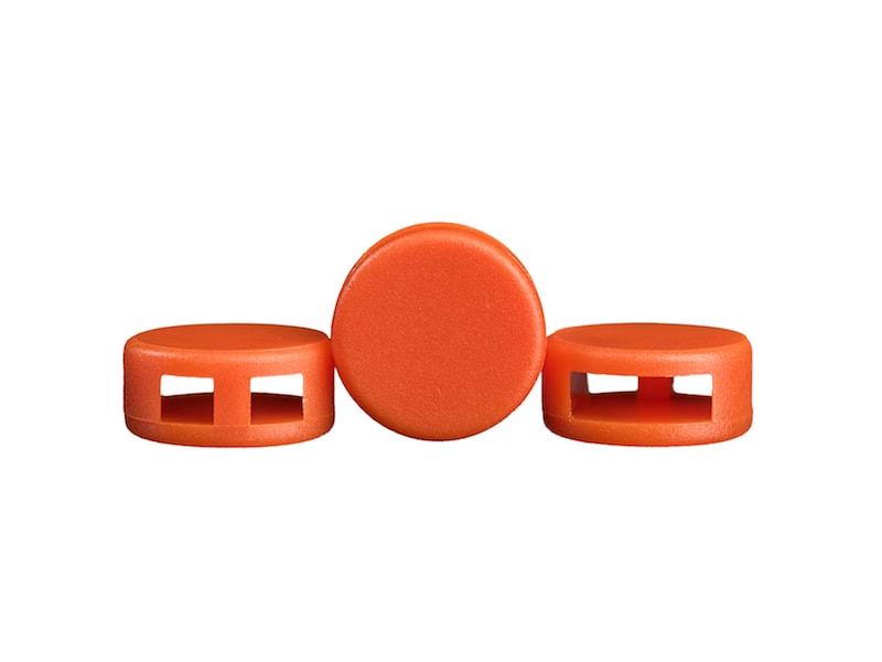 VFSECURE Kunststoffplomben orange