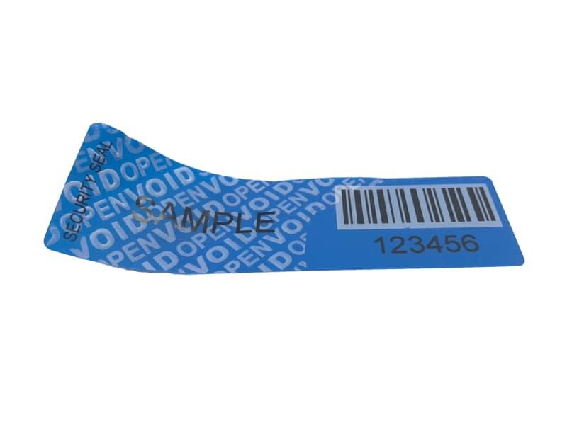 VFAS no residue blau