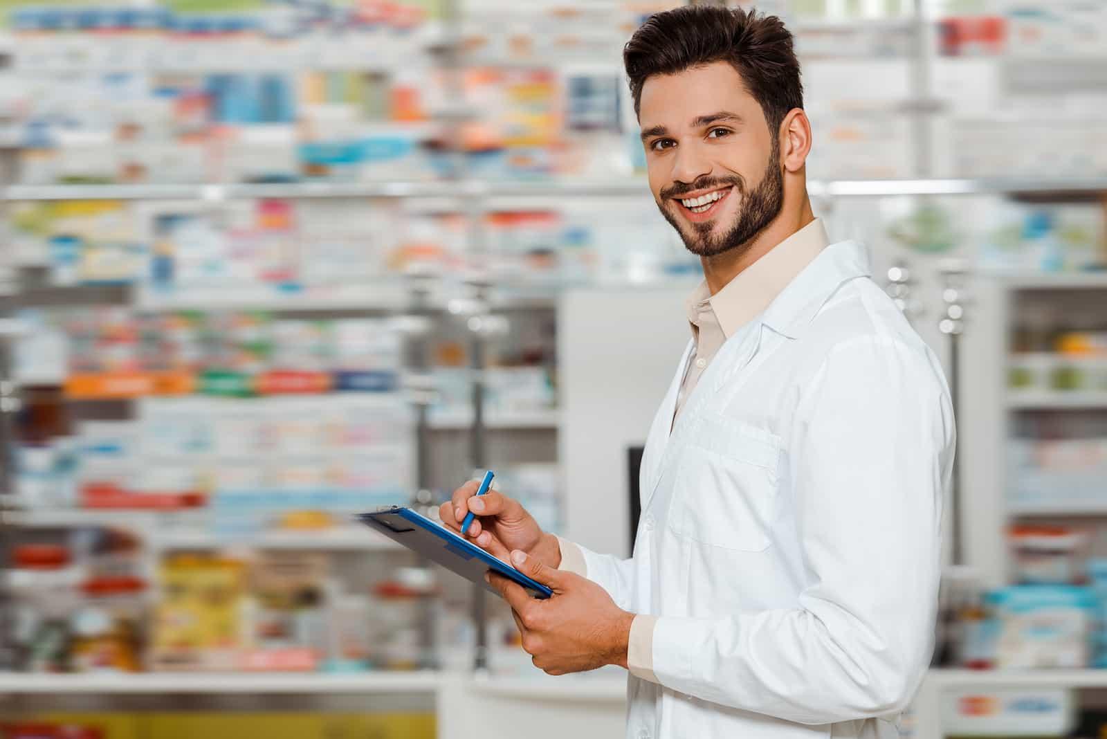 Sicherheit für Arznei